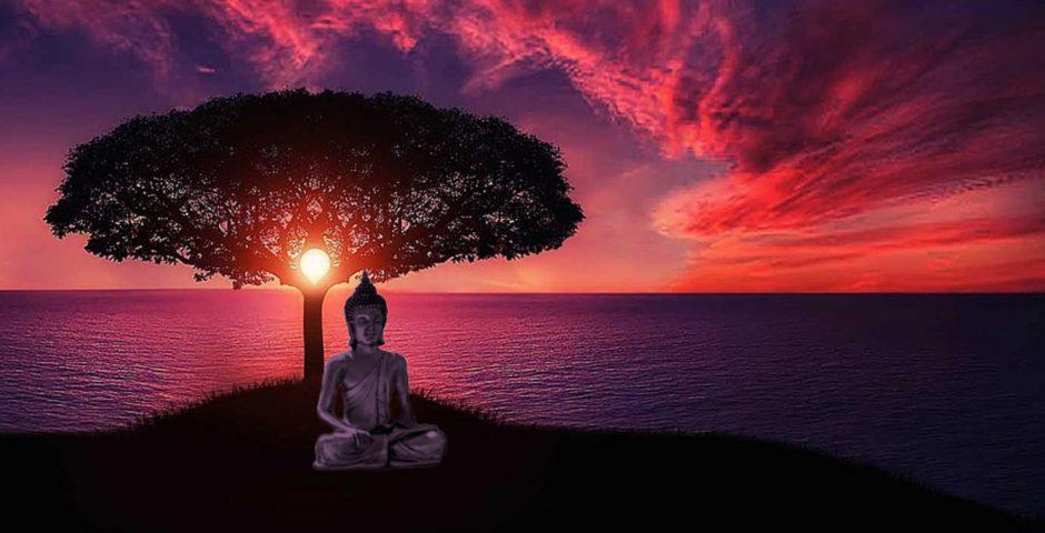 Super Citation de Bouddha - Équilibre en pleine conscience #VI_07